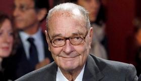 وفاة جاك شيراك الرئيس الفرنسي الأسبق