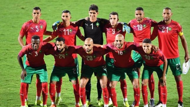 هؤلاء هم خصوم المنتخب المغربي في تصفيات مونديال قطر تأهلوا لكأس إفريقيا
