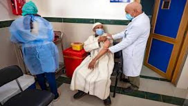 وزارة الصحة : عدد الملقيحين يقارب المليونين على الصعيد الوطني