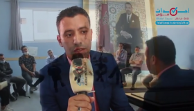 """فيديو:الاحتفاء بالدكتور """"رشيد أزيام""""في حفل خاص بأكادير"""