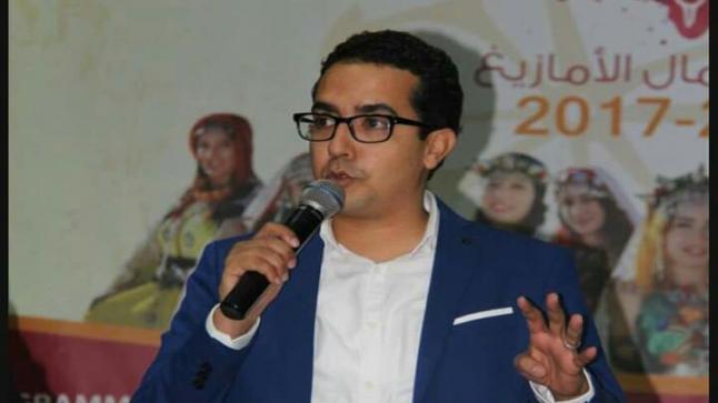 """تتويج الصحفي """" الحسين أوزيك """" بجائزة الثقافة الأمازيغية"""