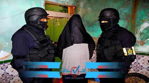 توقيف موالين لداعش بكل من تزنيت وماسة وانشادن والقليعة