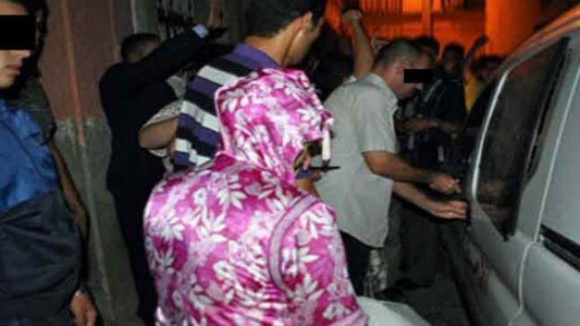 اعتقال 4 أشخاص بانشادن متلبسين بالخيانة الزوجية