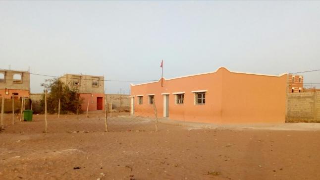 التخريب يطال مدرسة ابتدائية في بيوكرى