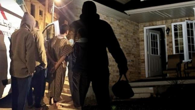 """توقيف """" بولحية """" العقل المدبر في سرقة المنازل بآيت ملول"""