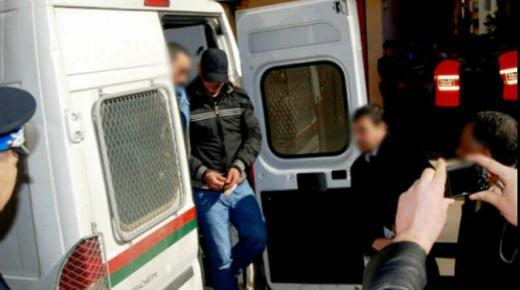 تنسيق أمني يقود إلى توقيف عصابة قامت بسرقة شاحنة محملة بالخضر بأولاد تايمة