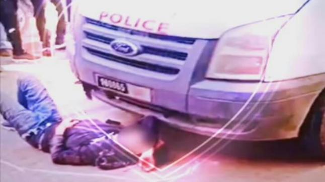 بلاغ ولاية الأمن بخصوص حادثة سيارة الشرطة بأكادير