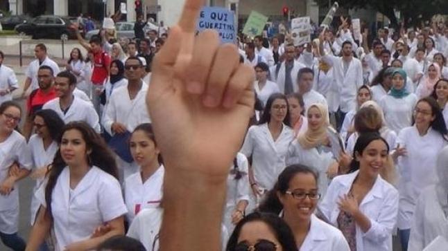 الجامعة الوطنية للتعليم تحذر من سنة بيضاء وتدعو الحكومة إلى الاستجابة لمطالب طلبة الطب