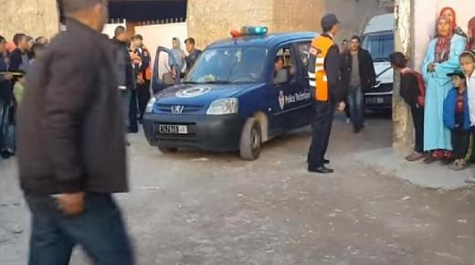 جلسة خمرية بحي سيدي يوسف تنتهي بجريمة قتل والأمن يصل إلى الفاعل في ظرف قياسي