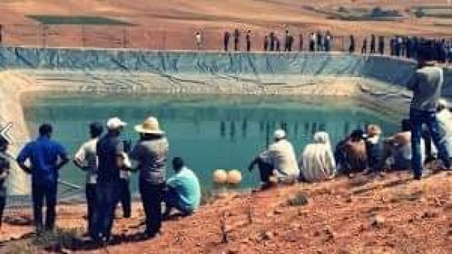 وفاة أب لطفلين غرقا داخل حوض مائي في شيشاوة