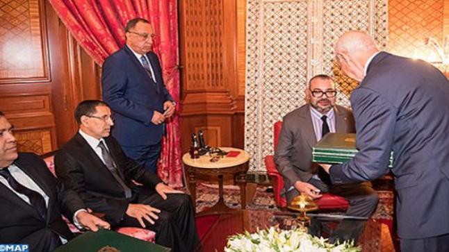 الملك يستدعي رئيس الحكومة ووزير الداخلية لاجتماع عاجل