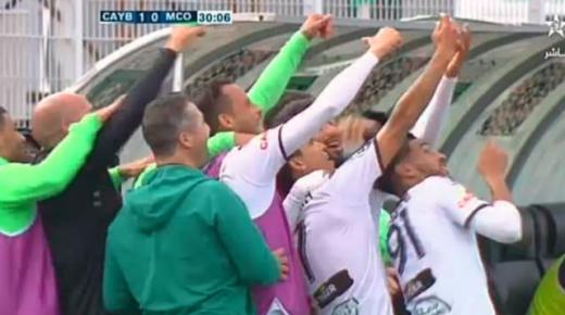 """""""صورة سيلفي"""" تكلف فريقاً مغربياً خسارة نقطتين"""