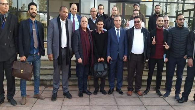 """عاجل: وزارة """"أمزازي"""" تنهي الاحتقان باستجابتها للملف المطلبي لأساتذة التعاقد"""
