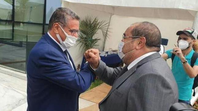 القيادي لشكر يدخل في مشاورات مع أخنوش للمشاركة في الحكومة