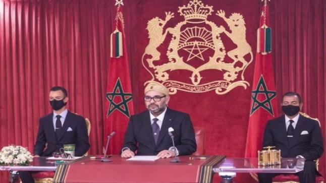 بلاغ عاجل من وزارة القصور الملكية والتشريفات والأوسمة بتأجيل الخطاب الملكي