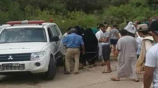 مستنقع مائي يقتل طفلين باشتوكة