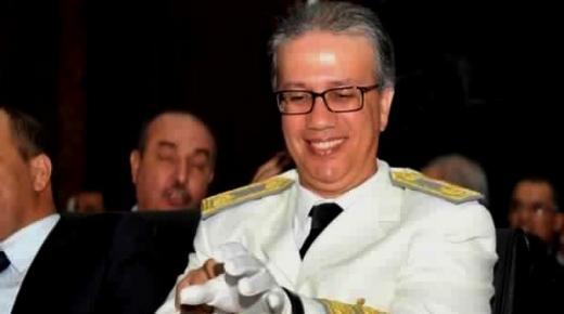 تعيين عبد العزيز روضي باشا المنطقة الحضرية سيدي يوسف بن علي بمراكش