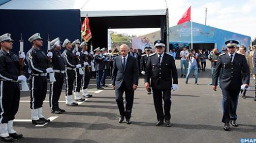 الدورة الثالثة لأيام الأبواب المفتوحة للأمن الوطني بطنجة استقطبت حوالي 515 ألف زائر (بلاغ)