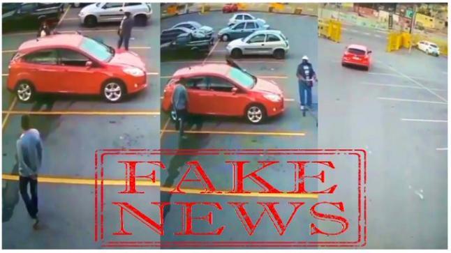 المديرية العامة للأمن الوطني تنفي بشكل قاطع أن يكون مقطع فيديو حول اختطاف سيدة على متن سيارتها قد سجل بالمغرب (بلاغ)