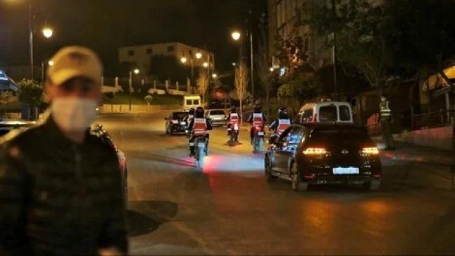 الحكومة تقرر حظر التنقل الليلي في رمضان ابتداء من الثامنة ليلا