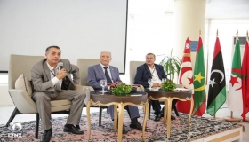 انتخاب محمد حسني رئيسا لفرع المؤسسة المغاربية للتواصل و حوار الثقافات بتونس
