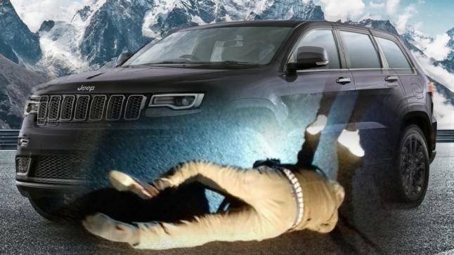 """الشرطة تحقق في فرار """" سيارة jeep """" قتلت مواطنا بأكادير"""