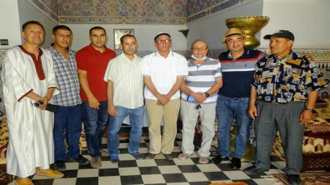 رؤساء جماعات ومنتخبون يلتحقون جماعيا بحزب الحمامة في تارودانت