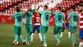ريال مدريد ينتصر على غرناطة برباعية ويستمر في المطاردة