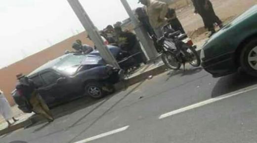 إمام مسجد يتسبب في حادثة سير خطيرة نواحي القليعة