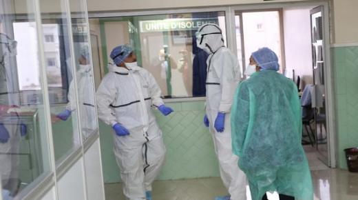 تسجيل 26 حالة مؤكدة جديدة بالمغرب ترفع العدد الإجمالي إلى 7740 حالة