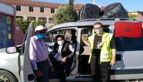 فعاليات تذكر بقواعد السلامة الصحية في آيت ملول