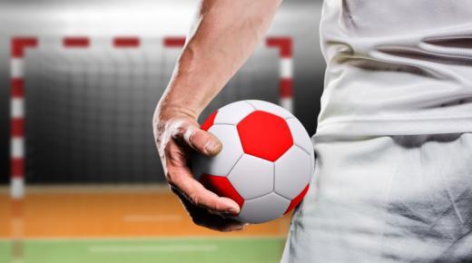 منتخب كرة اليد يستعد لكأس العالم بأكادير