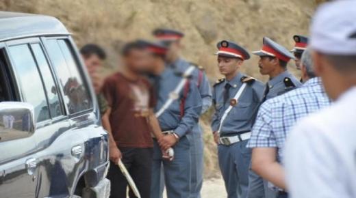 """بعد عمليات إجرامية عصابة """" داسيا """" تقع في قبضة درك الكردان"""