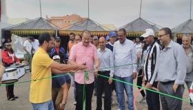 جمعية هلال تراست للكرة الحديدية تنحج في كسب رهان تنظيم الدوري الوطني بإنزكان .