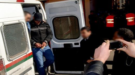 اعتقال 11 عنصرا في الدرك ومعهم مسؤولين بارزين وهذه تهمهم.