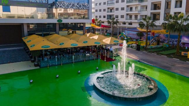 """""""Green's""""مطعم جديد يرى النور في أرقى حي بأكادير"""