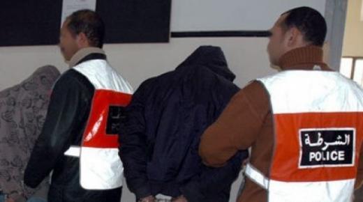 اكادير : توقيف 3 اشخاص من ضمنهم مهاجر افريقي متورطين في ترويج المخدرات الصلبة