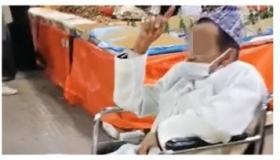 على وقع المتسولة الميسورة، ظهور ستيني(متسول) يدعي الإعاقة باولاد تايمة