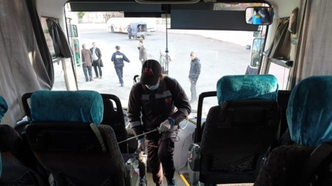 بهذه الشروط ..استئناف السفر عبر الحافلات بين المدن بهذا التاريخ