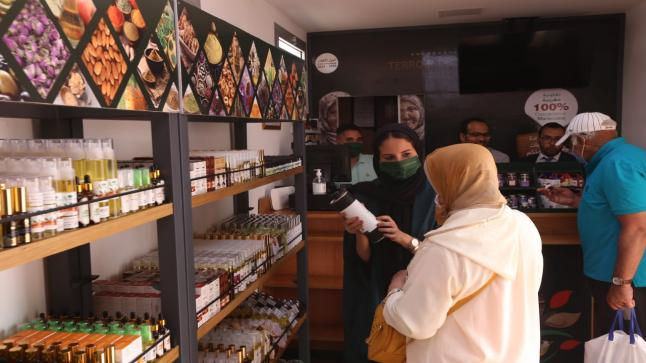 أكشاك المنتوجات المحلية الحل الجديد لوكالة التنمية الفلاحية لمساعدة التعاونيات في تسويق منتوجاتهم المحلية