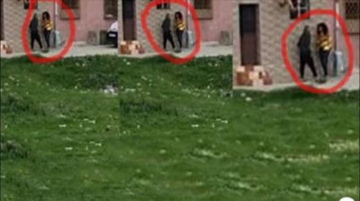 """مصالح أمن طنجة تتفاعل مع شريط فيديو تداول على """"واتساب"""" يُظهر تعرض سيدة للعنف"""