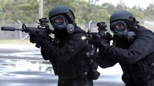 فرقة محاربة العصابات تطلق النار بفاس بعد تهديد حقيقي