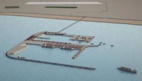 ميناء الداخلة الأطلسي  ينطلق خلال الأسابيع القادم
