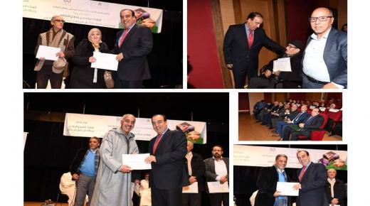 استفادة 46 شخصًا من مناسك العمرة.. عبيابة يترأس حفل تكريم متقاعدي قطاع قطاع الثقافة