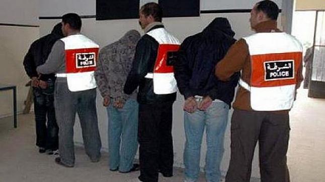 أكادير /انزكان : عمليات امنية مكثفة تسقط أخطر المجرمين في قبضة العدالة
