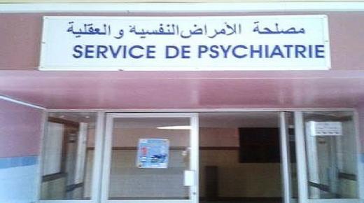 مراكش : اختفاء هبة ملكية كانت مخصصة لمستشفى الامراض العقليه