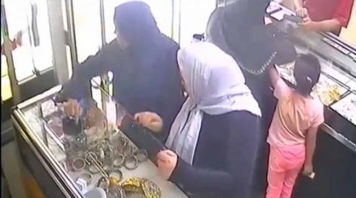 ابتدائية انزكان تنطق بالحكم في قضية السيدات المتورطات في سرقة محل المجوهرات