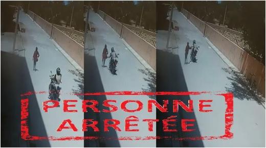 شرطة ارفود تتفاعل مع مقطع فيديو يوثق سرقة اغراض فتاة وتوقف الجاني في ظرف قياسي