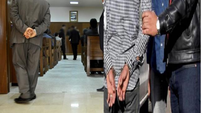 توقيف ثلاثة أشخاص للاشتباه في تورطهم في قضية تتعلق بالاحتجاز والاعتداء الجنسي المقرون بالعنف