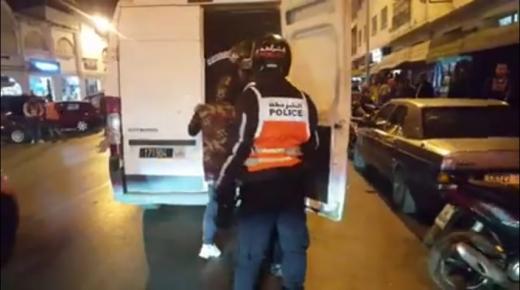 الأمن يشن حملات تطهيرية على بؤر الإجرام بأكادير